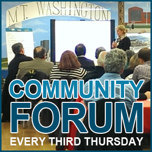 Monthly Community Forum